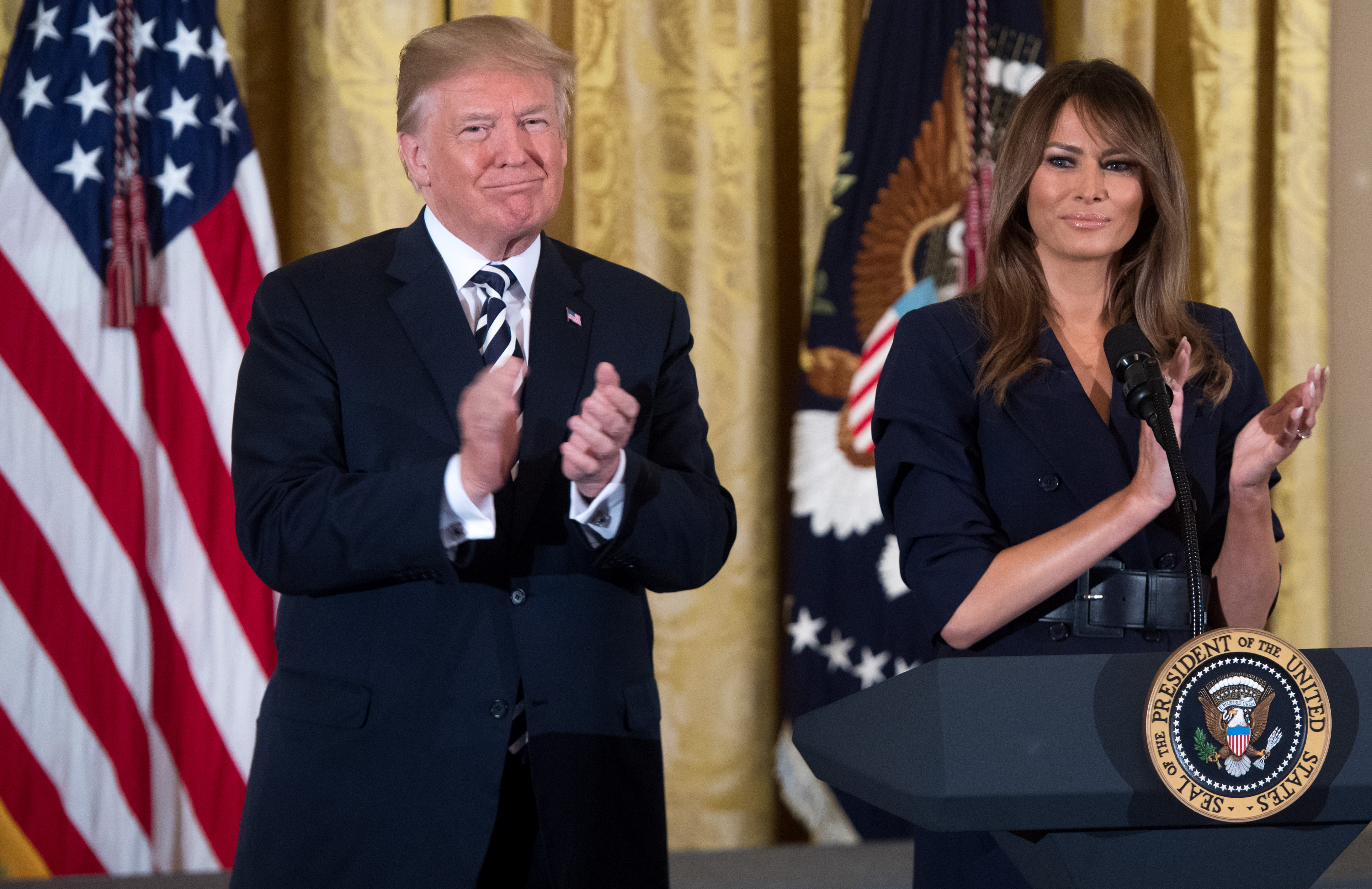 Kidney embolization: What was Melania Trump's surgery for?