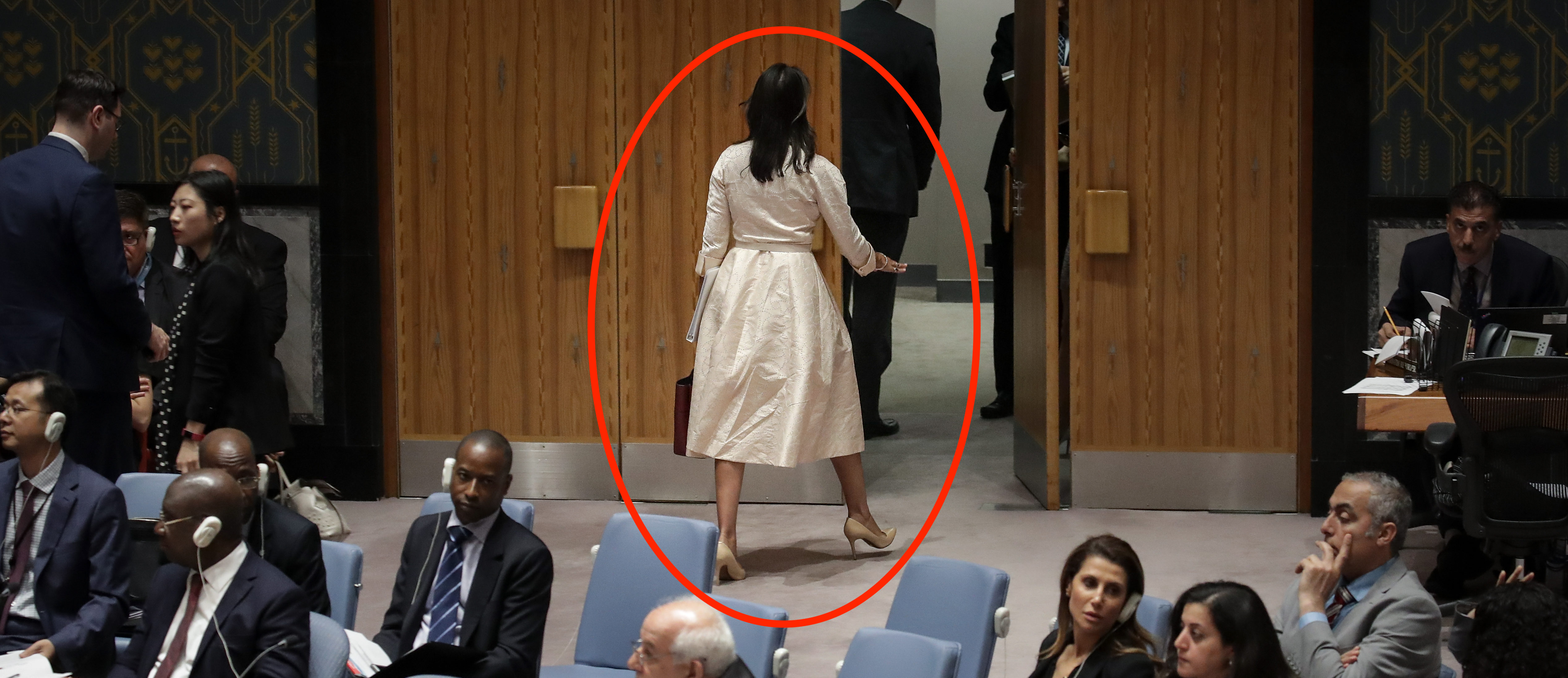 When The Palestinians Blamed Israel For Violence At The UN, Nikki Haley's Response Stuns The Room