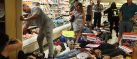 Parkland Students' Anti-NRA Protest Against Publix Backfires