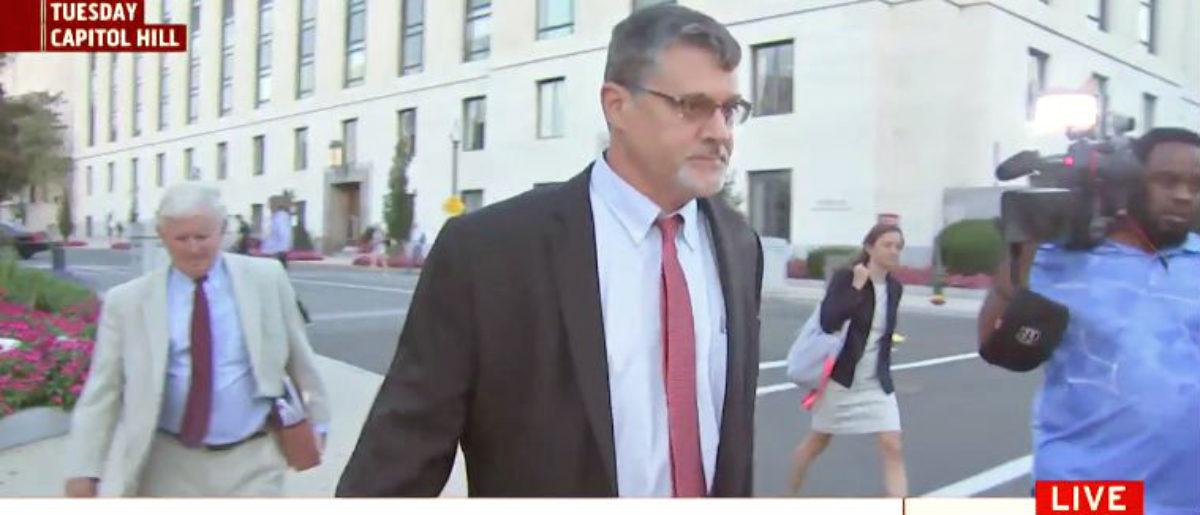 Fusion GPS founder Glenn Simpson. (YouTube screen capture/MSNBC)