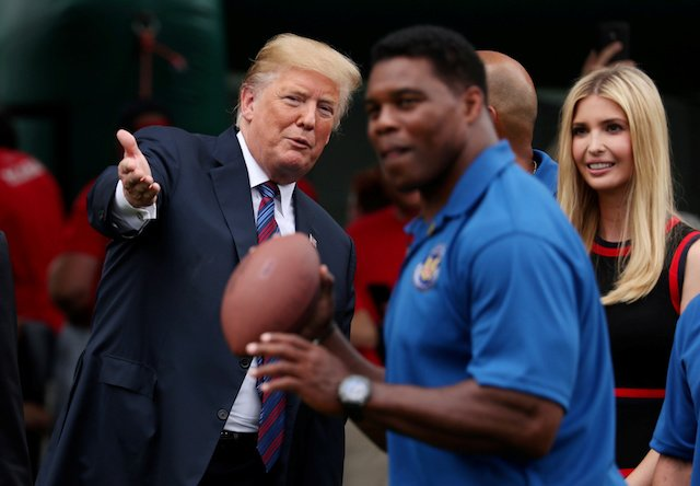 NFL Legend Herschel Walker Had This To Say About New Anthem Policy