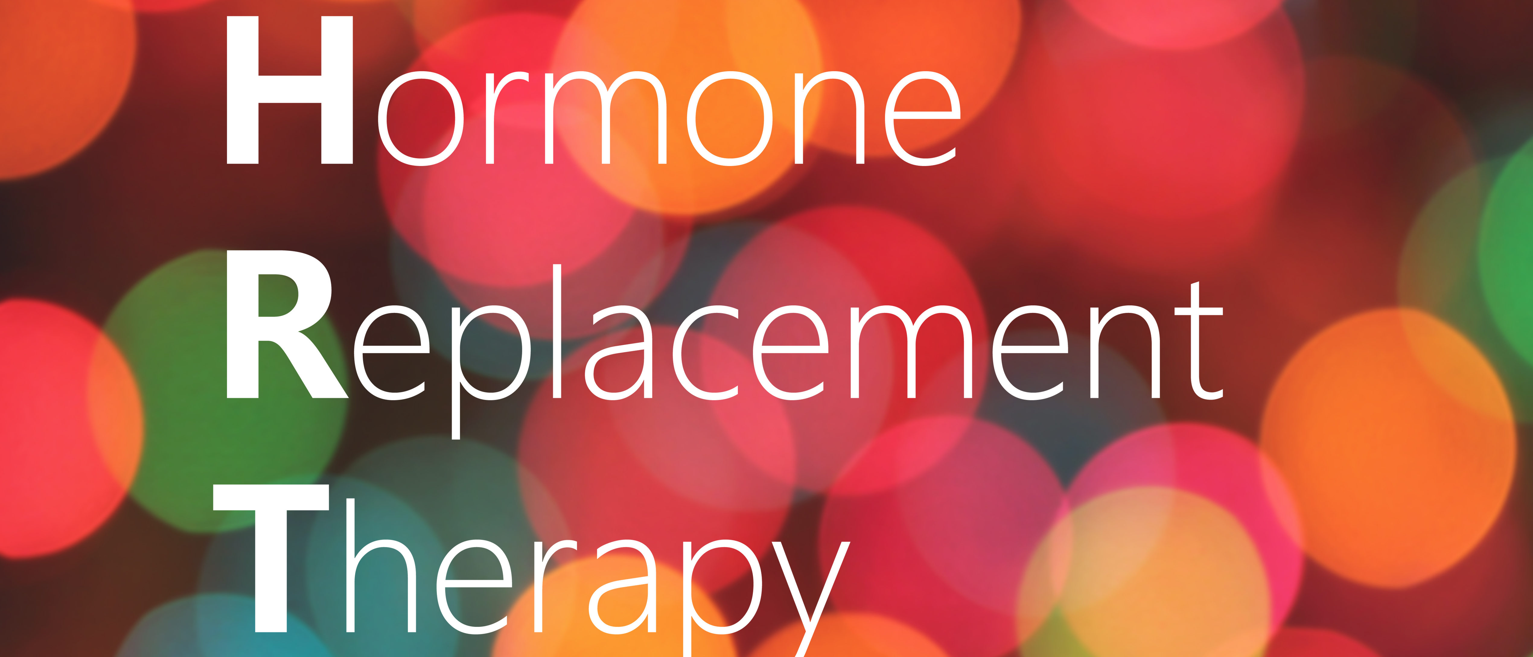 Hormone Replacement Therapy (Shutterstock/chrupka)
