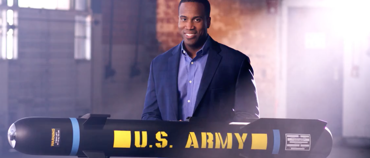 John James/U.S. Senate Ad/Obtained By The DCNF