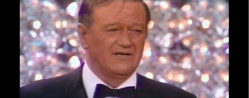 John Wayne (Photo:YouTube Screenshot)