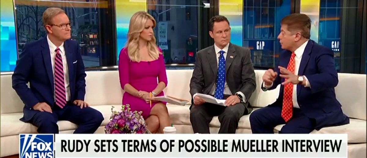 Judge Napolitano Puts The Breaks On Shutting Down The Russia Investigation - Fox & Friends 5-3-18