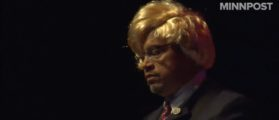 Keith Ellison Wears Blonde Wig, Sings About Porn Star [VIDEO]