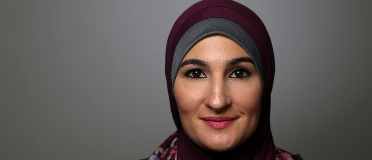Women's March National Co-Chair Linda Sarsour poses for a portrait at the Women's Convention in Detroit, Michigan, U.S. October 29, 2017. Picture taken October 29, 2017. REUTERS/Lucy Nicholson | Sarsour On Most Influential Muslim List