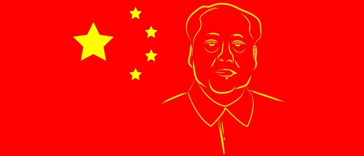 Mao flag Shutterstock/Perawich Charoenphan