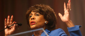 Maxine Waters Paying Daughter Over $100K In Campaign Funds