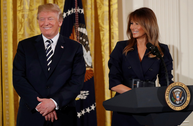 Melania Trump faces new plagiarism row over cyber-safety booklet