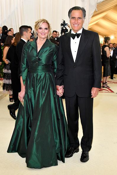 Mitt Romney Bought His Tux For Swanky Met Gala From Amazon