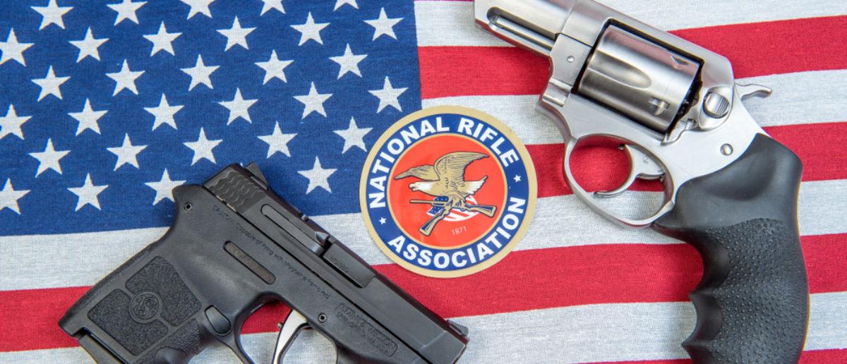 NRA (Credit: Shutterstock)