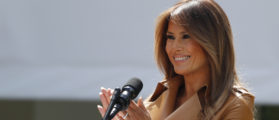 Melania Trump Hasn't Been In Public In Two Weeks — What She's Been Doing Instead Shows Where Her True Heart Is