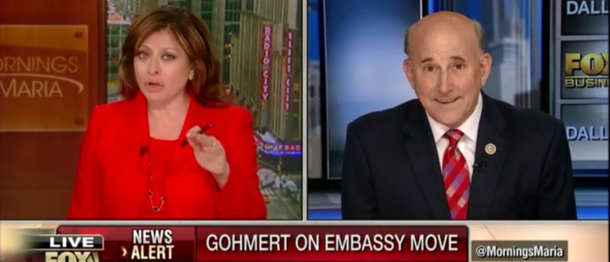 Republican Rep Louie Gohmert Says Obama Administration 'Stabbed Israel In The Back' - Fox Business 5-14-18