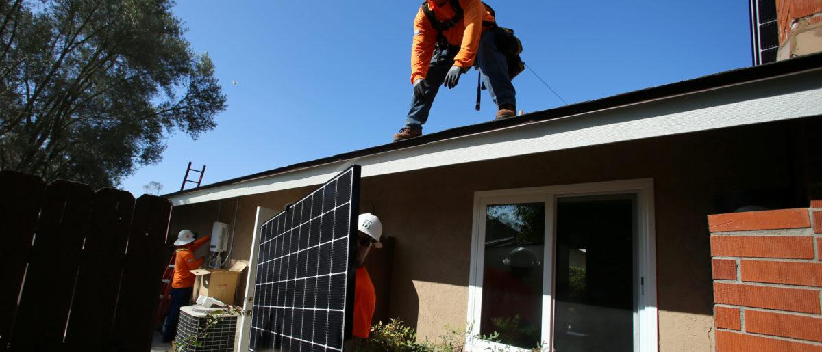 Roof Solar Panel e