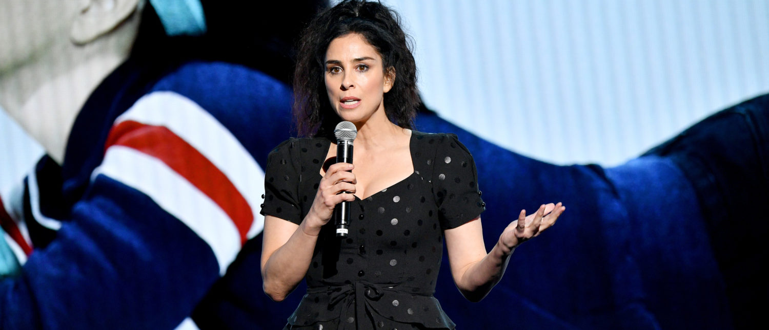 Sarah Silverman Says She's 'Heartbroken' After Women's March Leaders Refuses To Fully Condemn Farrakhan On 'The View'