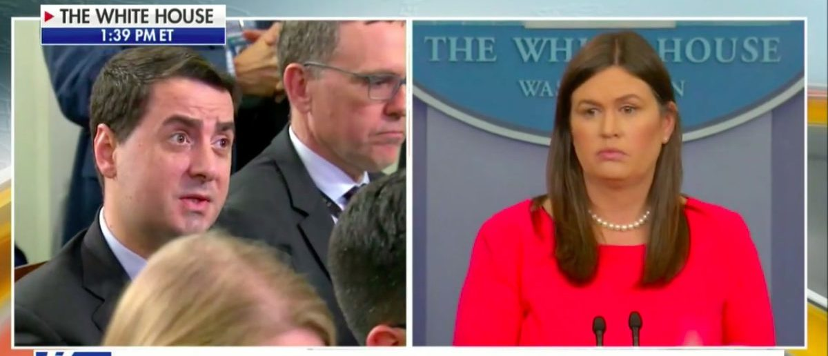 'Didn't Go Far Enough' -- Sarah Sanders DOUBLES DOWN On Trump Calling MS-13 'Animals'
