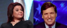 Tucker Dings CNN's Ana Navarro Without Even Saying Her Name