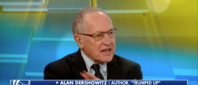 Dershowitz Calls For Independent Investigation Into FBI Spying