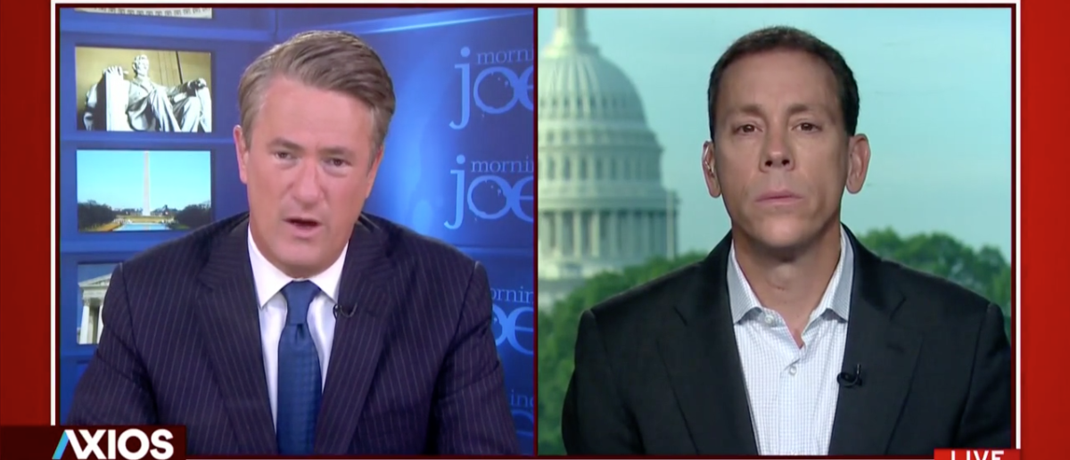 Joe Scarborough Slams Anti-Mueller Clinton Aide (MSNBC: May 23, 2018)