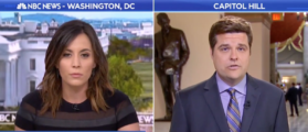 Rep. Gaetz And Hallie Jackson Spar Over Trump Spying Allegations