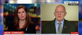 Clapper Fumbles Explanation For Claim That Russia Decided The Election