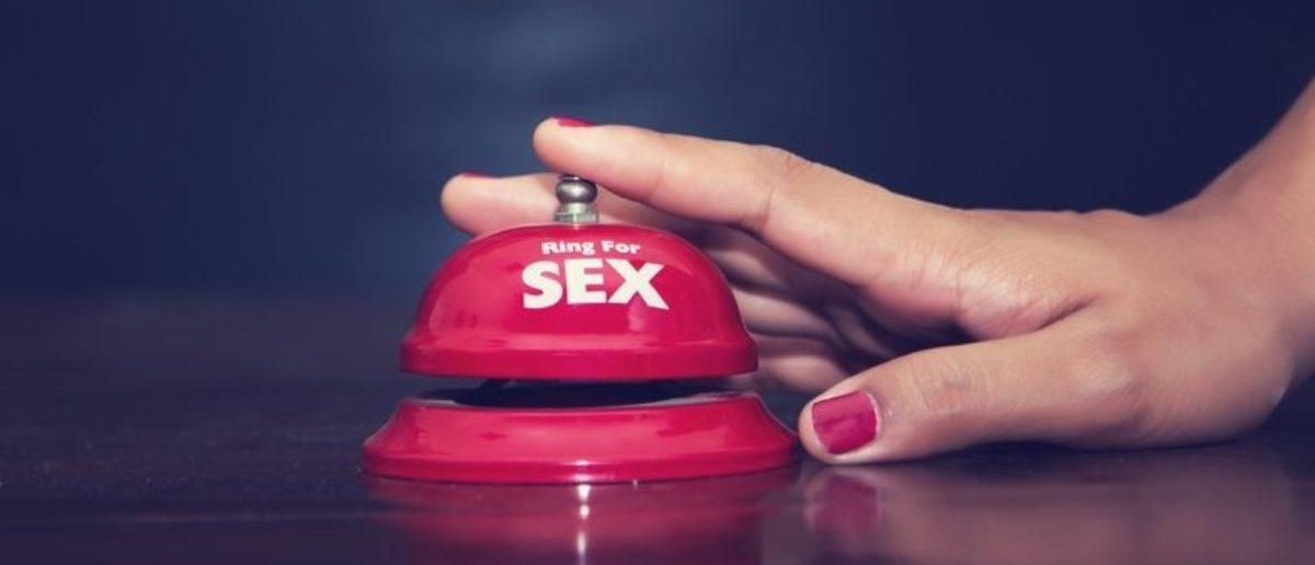 Sex bell (Credit: Shutterstock)