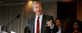 EXCLUSIVE: Leaked Memo Reveals Extent Of Steyer's Involvement In The Anti-Exxon Campaign
