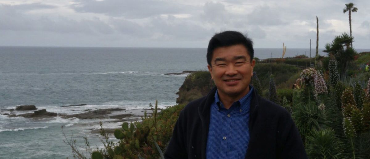 Tony Kim e