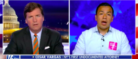 Tucker Goes After Guest Who Says 'MS-13 Is A Product Of The U.S.'