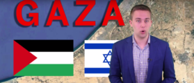 Palestine and Israel (Screenshot/YouTube/DCNF) | Palestine Tries Taking Israel To Court