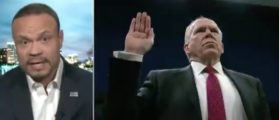 Dan Bongino: Brennan Is Panicking Because He's Worried About Staying Out Of Jail