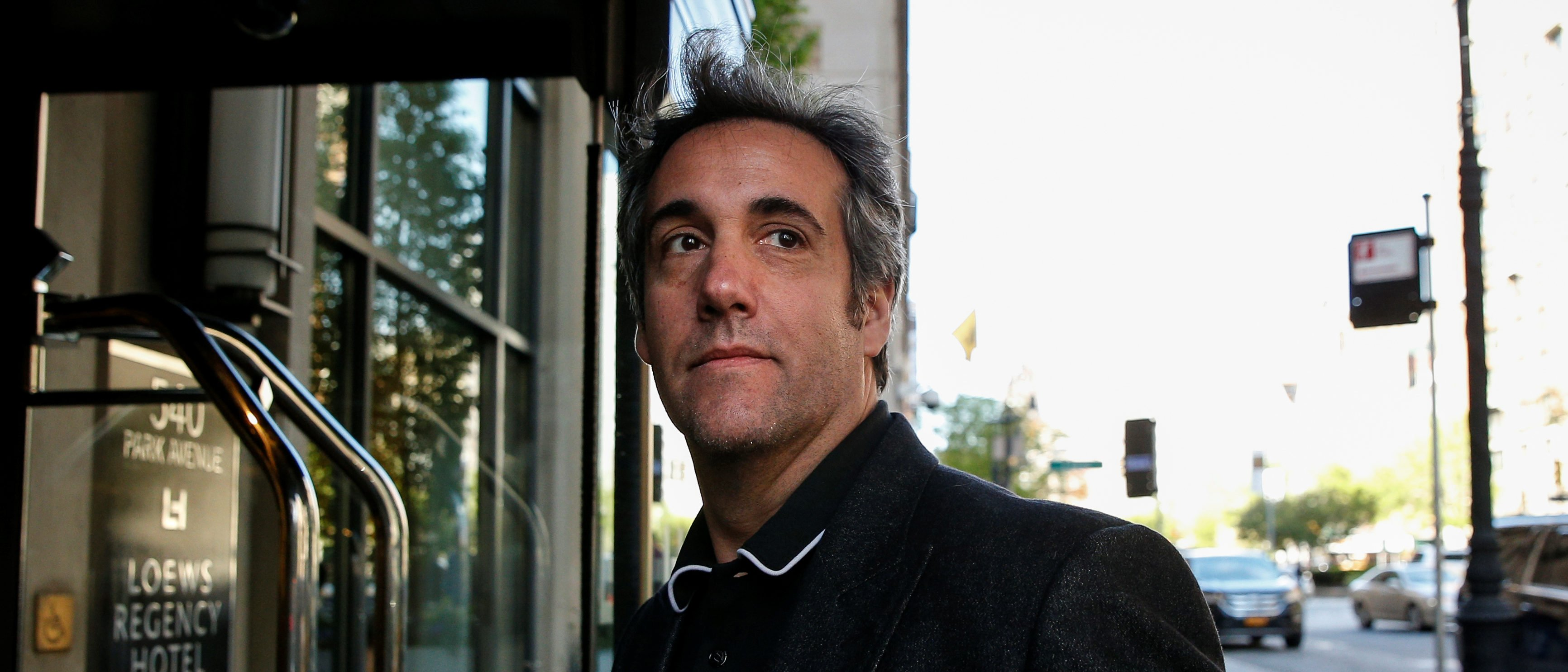 Michael Cohen Sets The Record Straight On Tom Arnold 'Encounter' And Whether POTUS Was Discussed