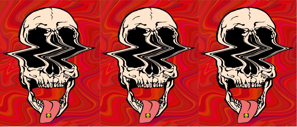 hallucination collage Shutterstock/Freeda