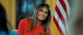 Journalist Goes To Melania's Hometown For Some Reason, Discovers That People Like Her