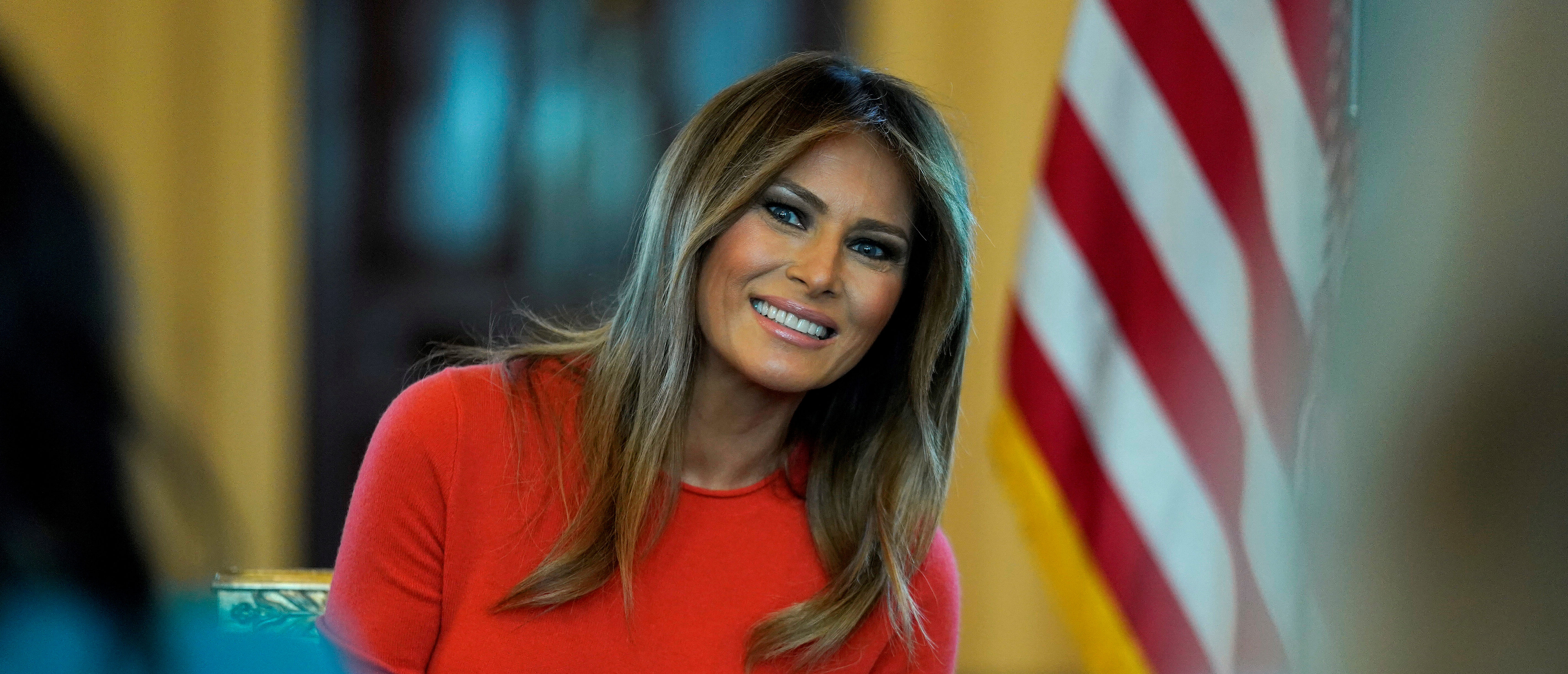 Melania Trump's Approval Rating Hits New High — Crushes All Expectations