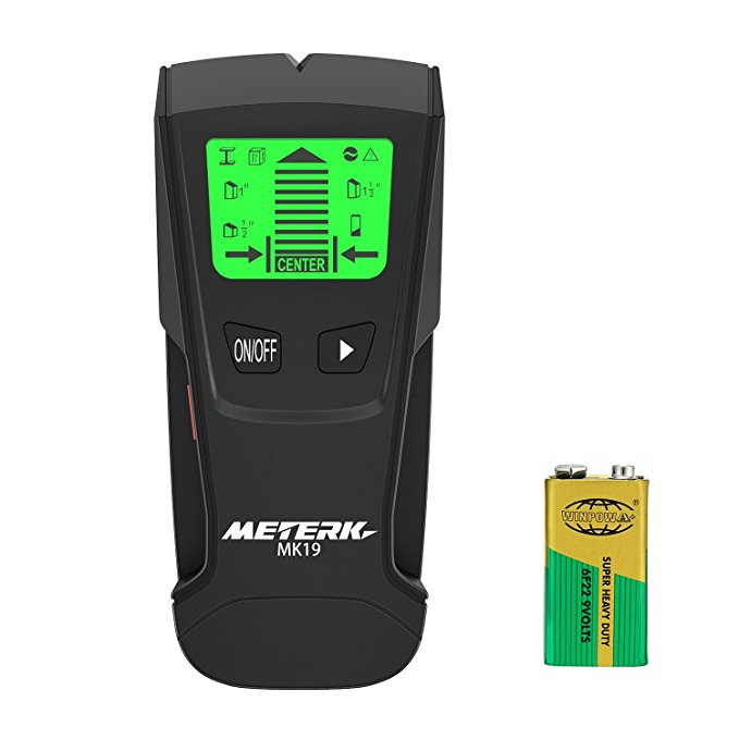 Normally $24, this stud finder is 49 percent off with the code (Photo via Amazon)