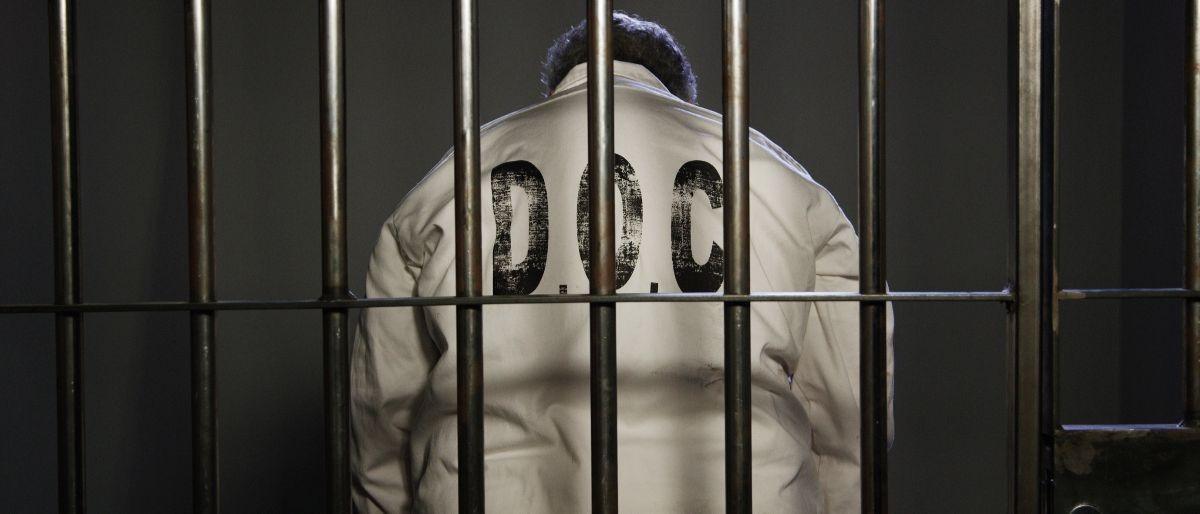 old prisoner Shutterstock/Skyward Kick Productions