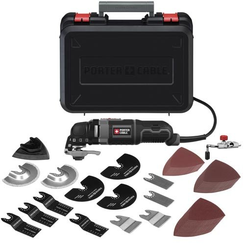 Normally $137, this oscillating multi-tool kit is 45 percent off today (Photo via Amazon)