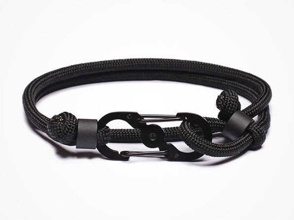 Normally $30, this paracord bracelet is 34 percent off