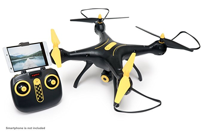 Normally $130, this #1 bestselling drone is 46 percent off today (Photo via Amazon)