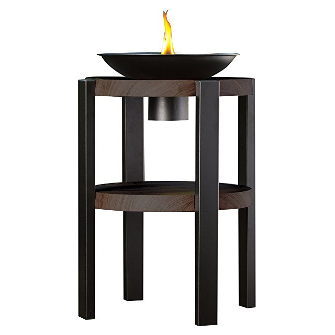Normally $100, this Tiki patio torch is 25 percent off today (Photo via Amazon)