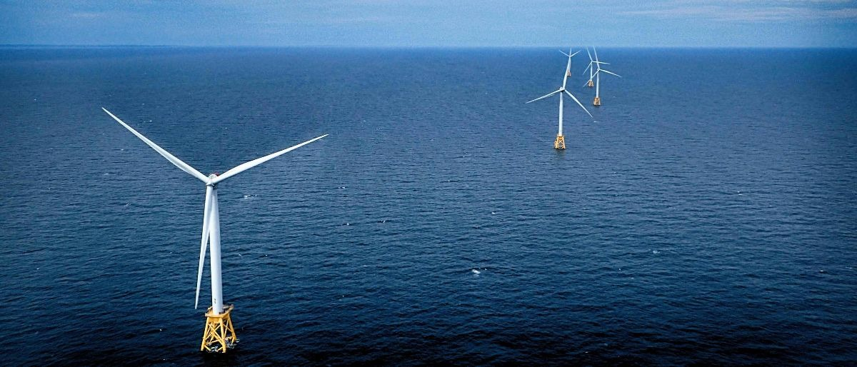 wind turbines in the water Creative Common/ Ionna22