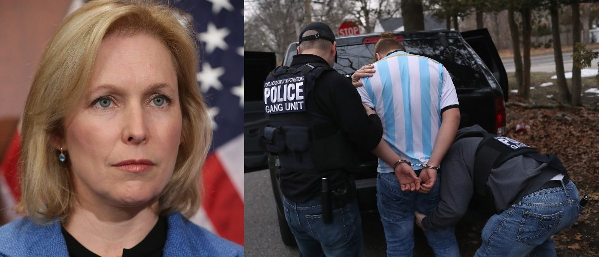 Image result for DEM SENATOR CALLS FOR ICE TO BE ABOLISHED – FORGETS WHAT SHE SAID ABOUT ILLEGAL IMMIGRANTS IN 2009