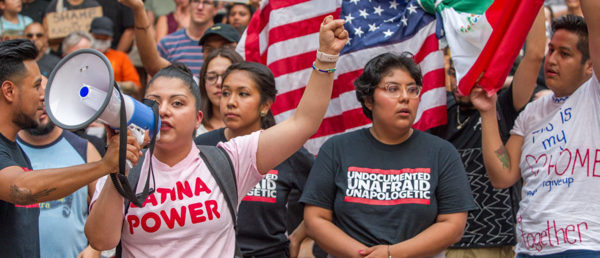 Almost 60,000 Deferred Action For Childhood Arrivals (DACA) recipients with criminal records have been allowed to remain in the United States under the protection of the Obama-era program, according to the Department of Homeland Security. (Photo: ShutterStock -- Diego G. Diaz)
