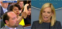 DHS Secretary Asked If She Is Using Children As 'Pawns' — She Points To 'Cowardly' Democrats