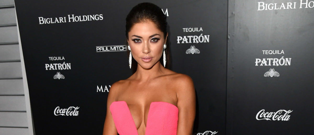 WEST HOLLYWOOD, CA - JUNE 10: Model Arianny Celeste attends Maxim's Hot 100 Women of 2014 celebration and sneak peek of the future of Maxim at Pacific Design Center on June 10, 2014 in West Hollywood, California. (Photo by Jason Merritt/Getty Images for MAXIM)