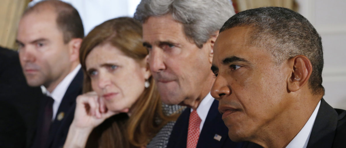 John Kerry Rails Against Obama-Era Syrian Policy — US 'Paid A Price' For Not Enforcing Red Line