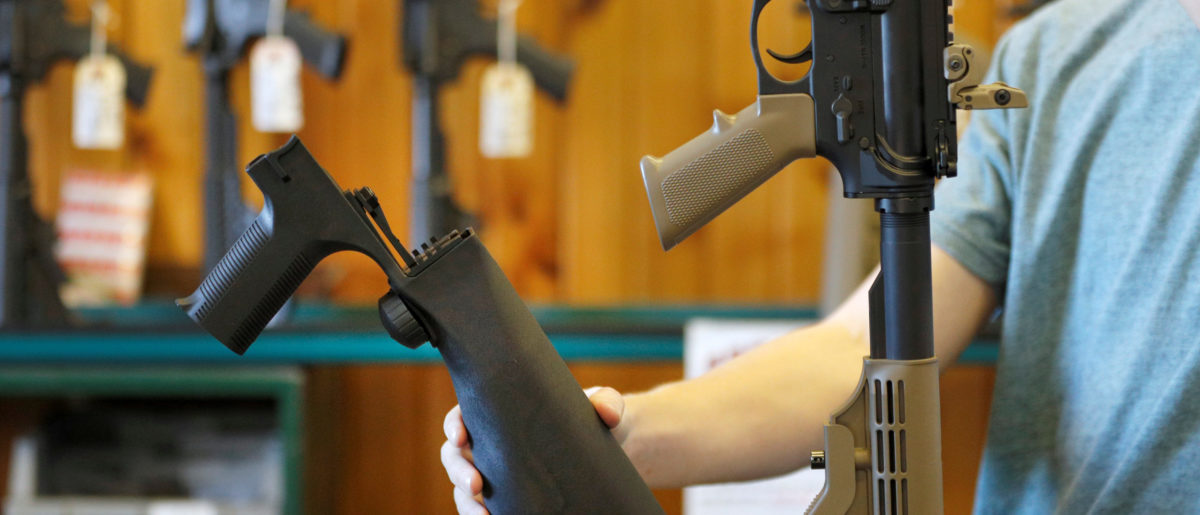 Lawsuit Against Government For Not Compensating Owners Of Banned Bump Stocks May Stand A Chance