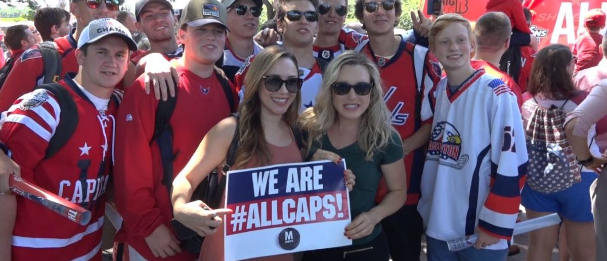 Capitals Victory parade (The Daily Caller)